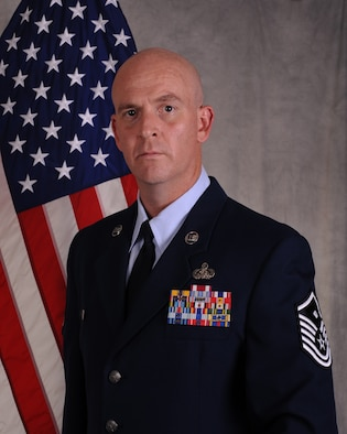 Master Sgt. Ethan Peters, 65th Medical Group First Sergeant