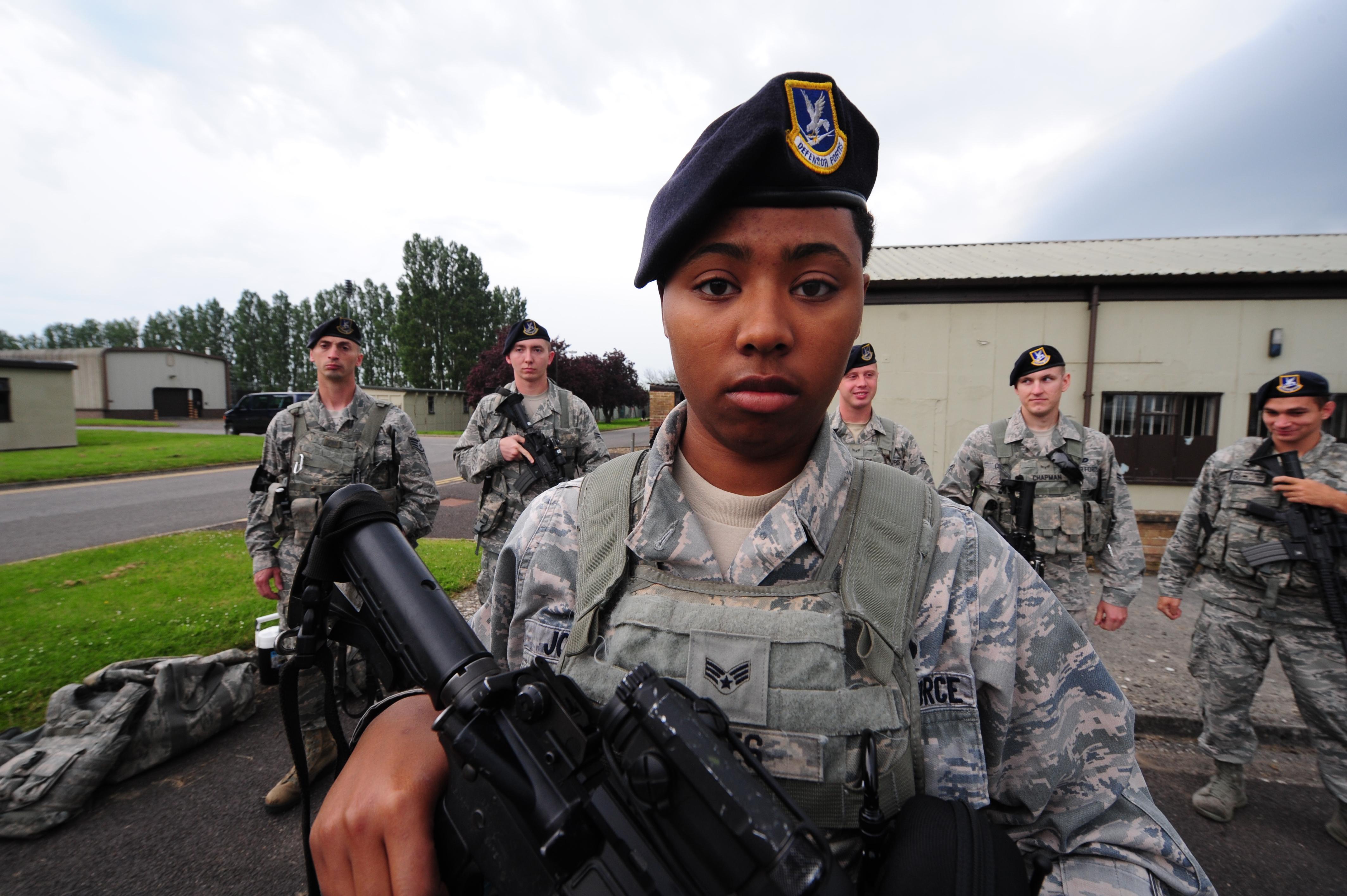 photos senior airman whitney jones 509th security forces squadron whiteman air force base missouri