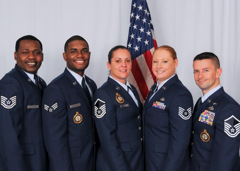 Delaware Air Guard Recruiting Team And Supervisor Named Best In