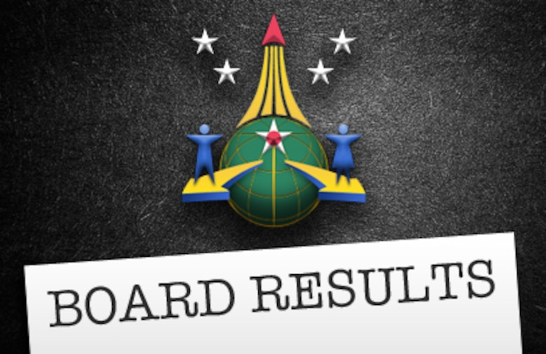 ARPC Board Results (U.S. Air Force illustration/Master Sgt. Christian Michael)