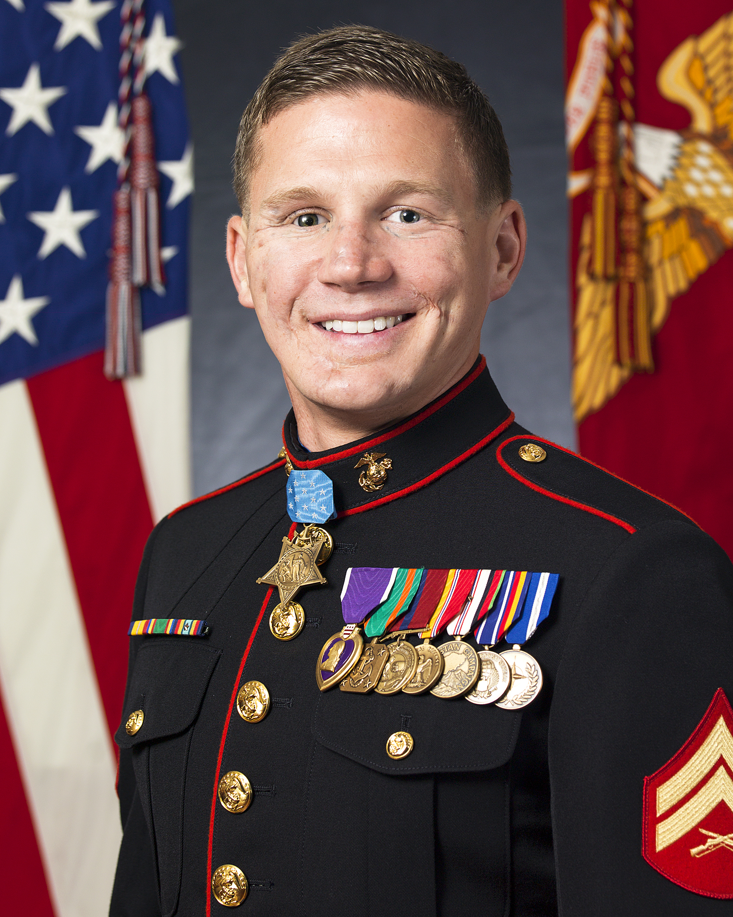 Marine corporal receives Medal of Honor > The Official United ...