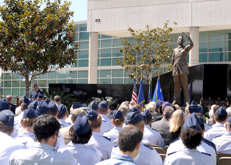 SMC's Space Wall of Honor Unveiled