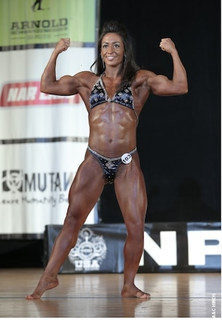 Courtesy photo by the National Physique Committee