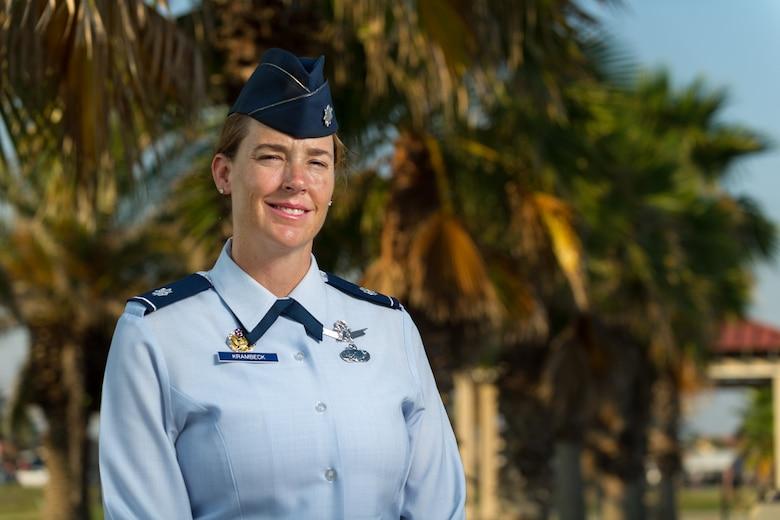 Lt. Col. Melissa Krambeck, Air Force Technical Applications Center