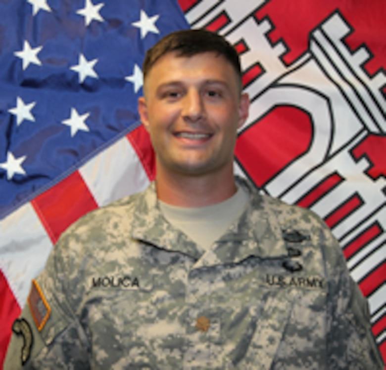 Maj. Nathan Molica bio picture
