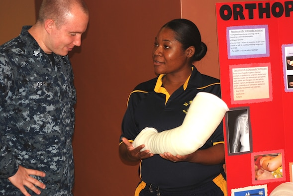NHCC holds hospital corpsman job fair > Joint Base Charleston ...