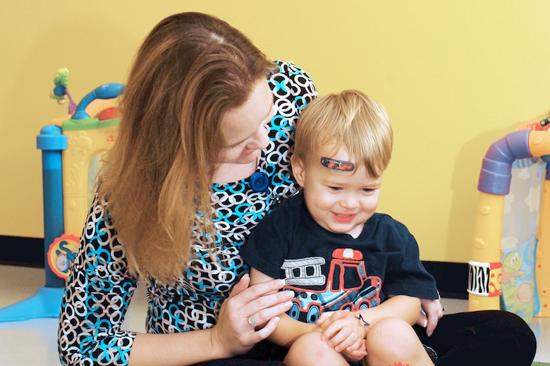 Teddy's Child Watch offers free care during appointments > Joint