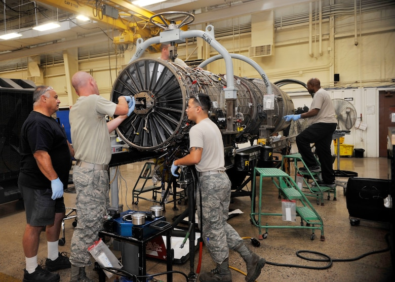 Mechanic Near Me >> How's your jet engine running? > Luke Air Force Base > Article Display