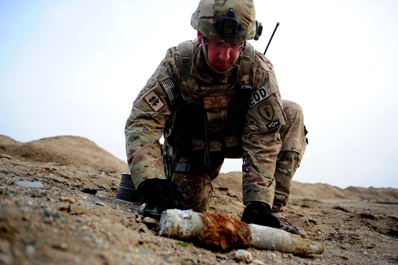 Afghanistan Eod Active Duty Guard Reserve Save Lives