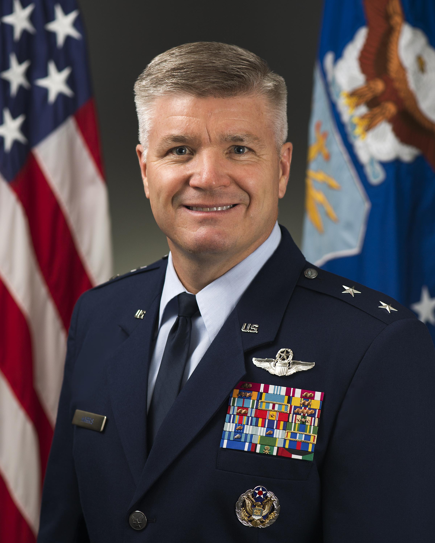 Maj. Gen. Jerry D. Harris Jr.