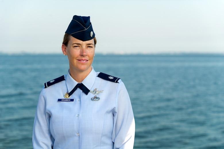 Lt. Col. Melissa Krambeck, AFTAC (U.S. Air Force photo/Cory Long)