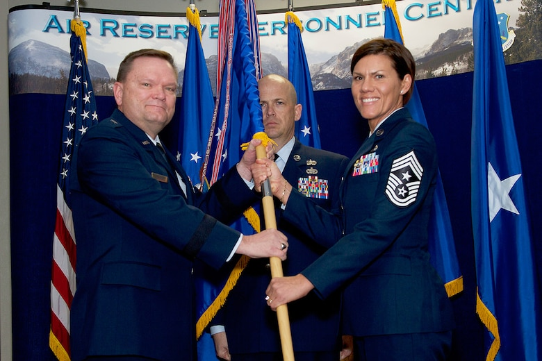 ARPC highlights its first female command chief > Air Reserve