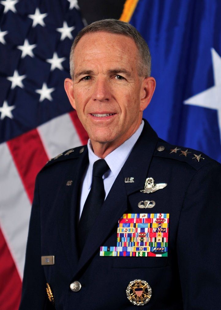 LIEUTENANT GENERAL BROOKS L. BASH > U.S. Air Force > Biography Display