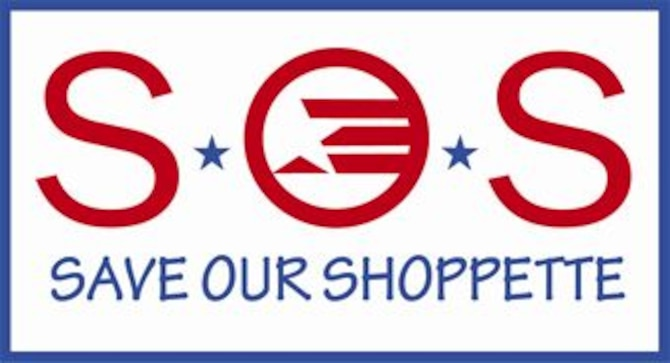 167th Airlift Wing Save Our Shoppette logo