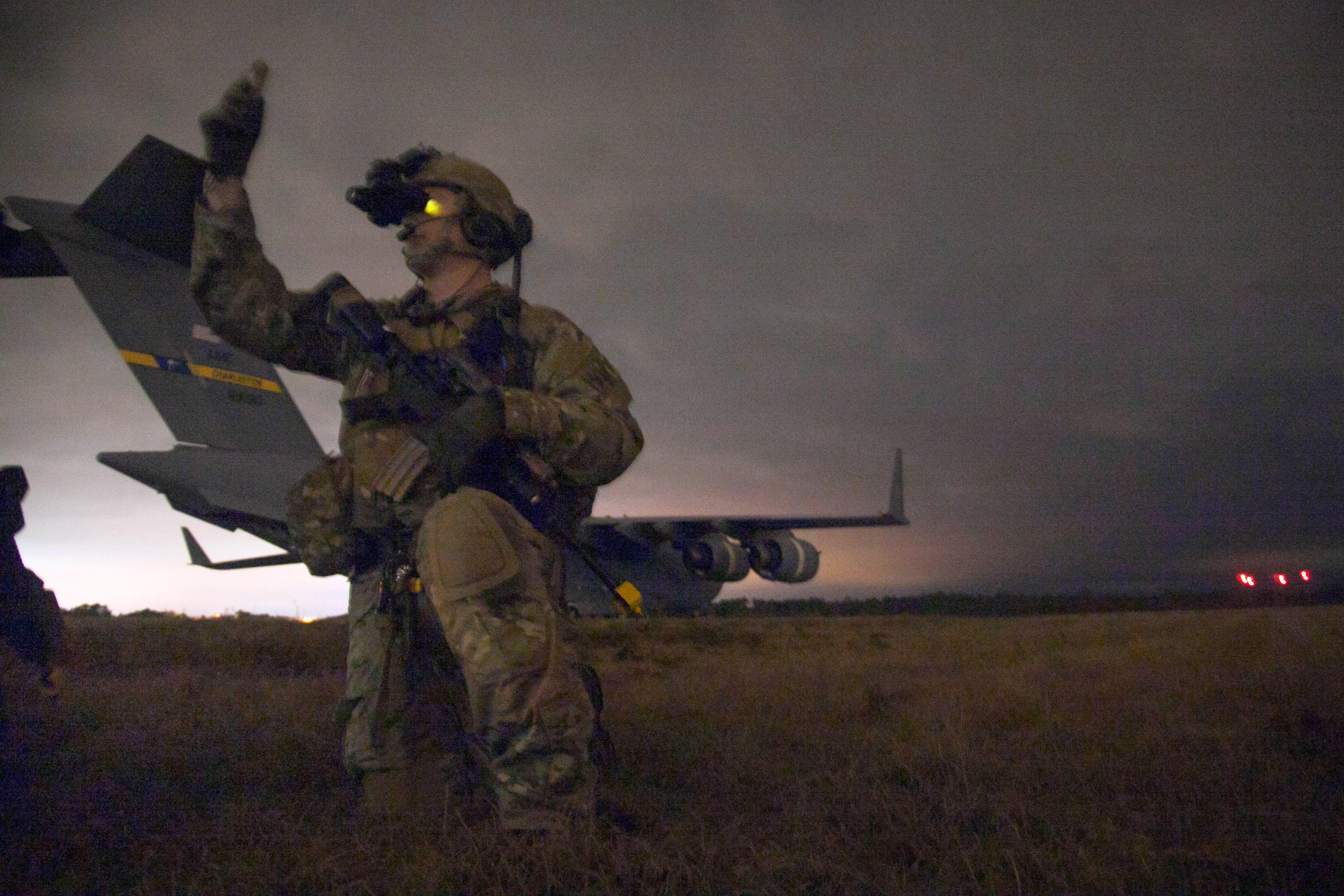 Airborne Operations Air Force