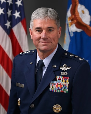 Lt. Gen. Samuel Cox was photographed in the Pentagon on Dec. 26, 2013. (U.S. Air Force photo/Jim Varhegyi)