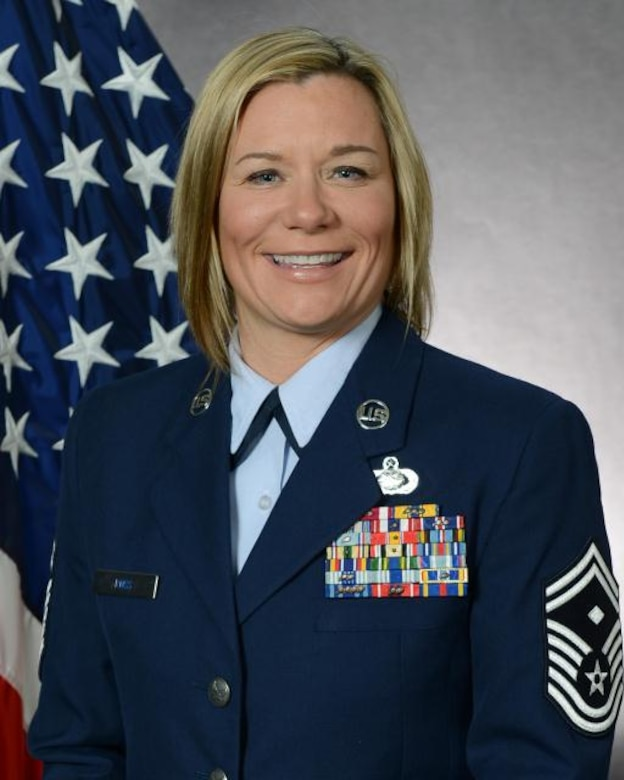 "Senior Master Sgt. Kathleen Ross, 51st Security Forces Squadron first sergeant, represents one of Osan Air Base's inspiring women. March is Women's History Month with the theme, ""Celebrating Women of Character, Courage and Commitment."" (Courtesy Photo)"