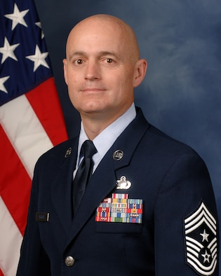 Chief Master Sgt. Craig Recker
