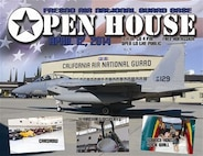 The 144th Fighter Wing will be hosting an Open House April 12th from 11 a.m. to 4 p.m.