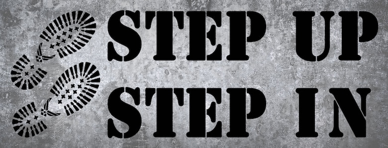 STEP UP STEP IN