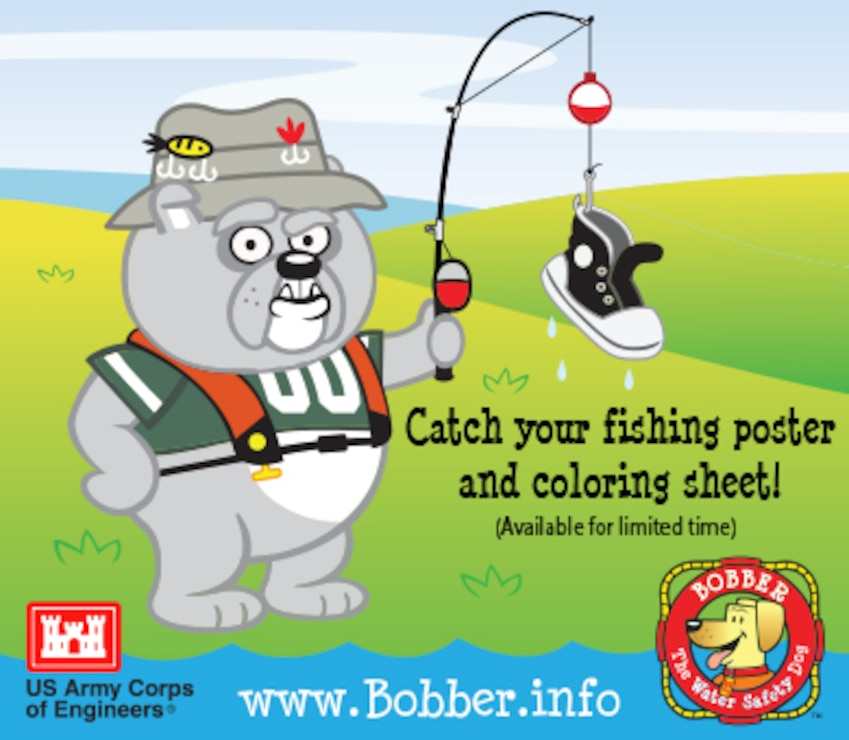 Fishing Ad for www.Bobber.info