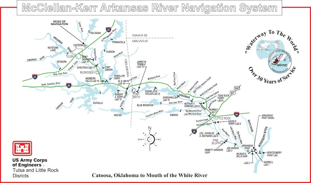 McClellan-Kerr Arkansas River Navigation System