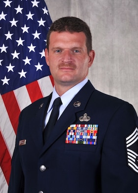 Chief Master Sgt. Timothy Brown, 65th Communications Squadron