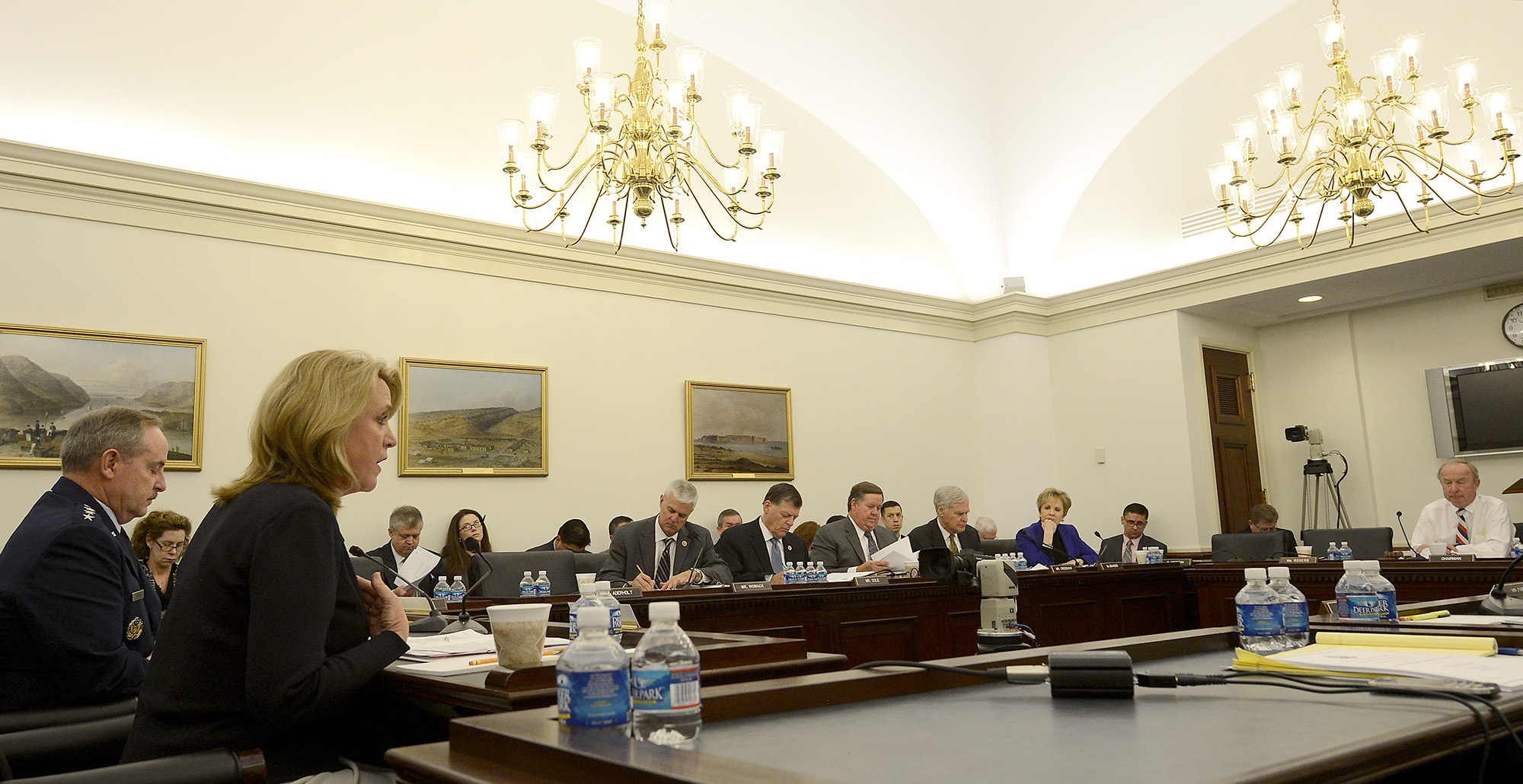 SecAF discusses services top priorities US Air Force