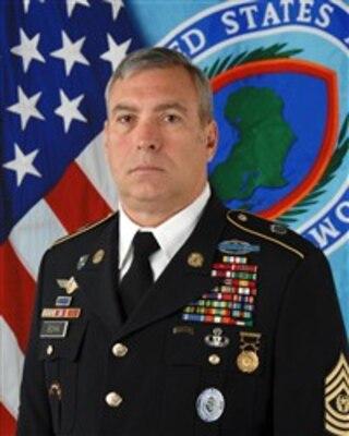 Command Senior Enlisted Leader (AFRICOM)