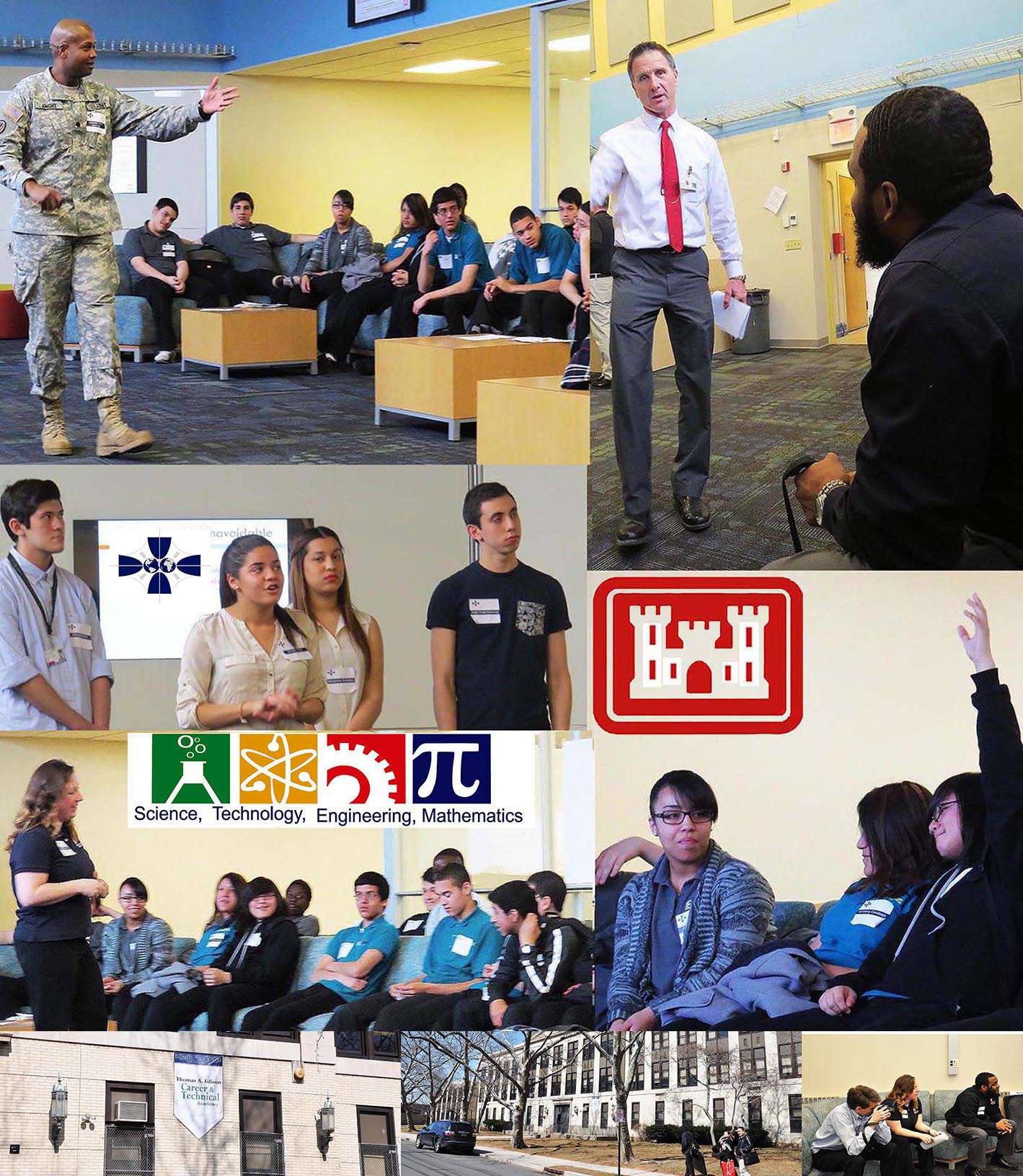 Stem School In Nj: Army Corps Participates In STEM Education At New Jersey