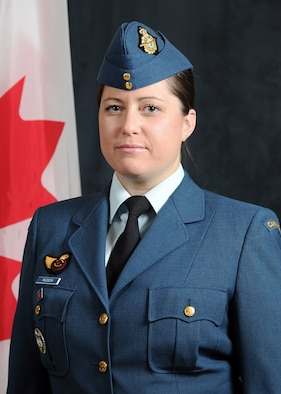 Capt. Angela Hudson, NORAD Company Grade Officer of the Year