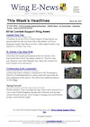 March 28, 2014 newsletter front page
