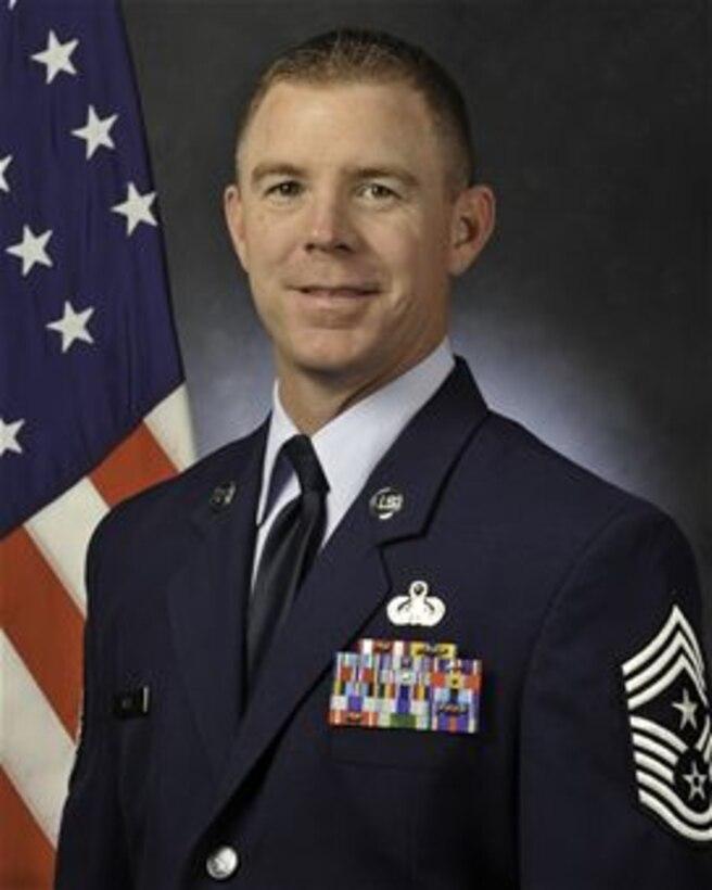 Command Chief Master Sgt. Craig Neri