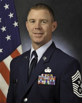 Command Chief Master Sgt. Craig Neri