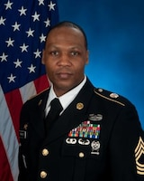 Master Sgt. Darnyell Parker, currently the noncommissioned officer-in-charge of the U.S. Army Corps of Engineers - Alaska District's Military Contingency Contracting Team is scheduled to be promoted to the rank of Sergeant Major later this year. Parker started his military career as a petroleum supply specialist and later transitioned into the contracting field when the career was a new program offered by the Army.