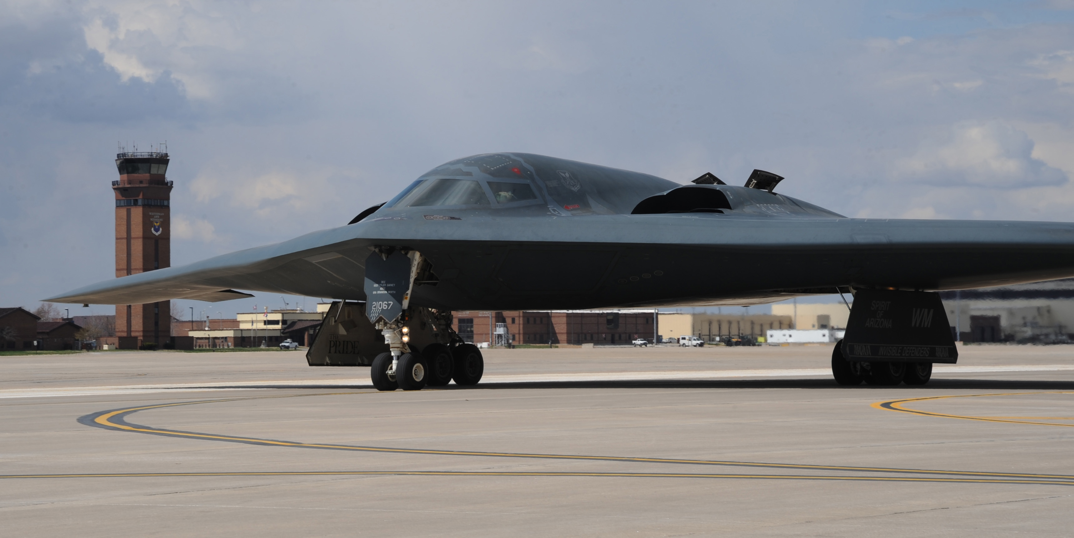 B-2 with record breaking April > Air Force Medical Service ...