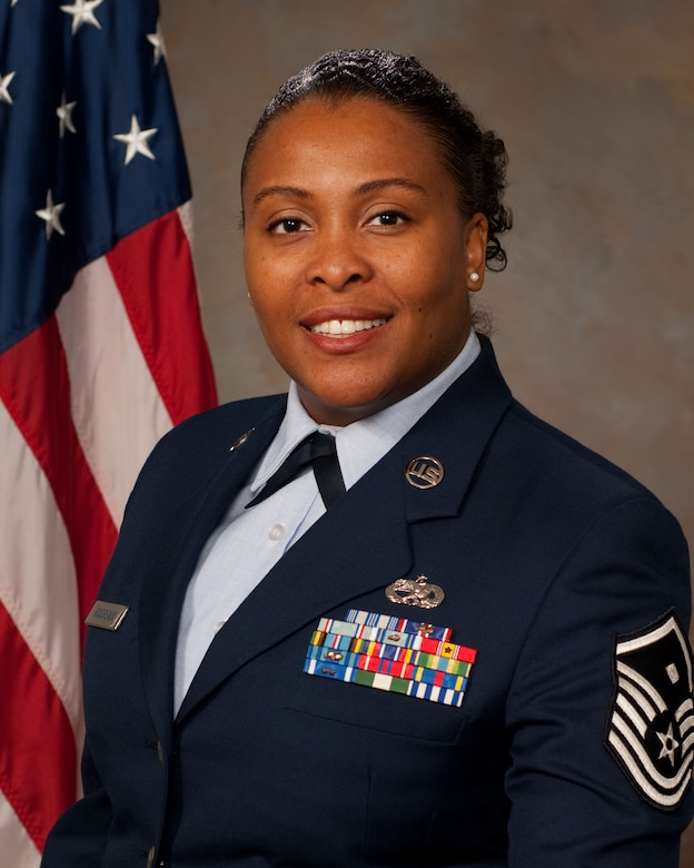 Master Sgt. Lolita Boudreaux is May's Airman of the month. Recently selected as the wing's First Sgt. Nomination as Outstanding Airman of the Year, this Maintenance Squadron first sergeant is nothing short of phenomenal.