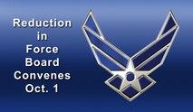 RIF Board Convenes Oct. 1