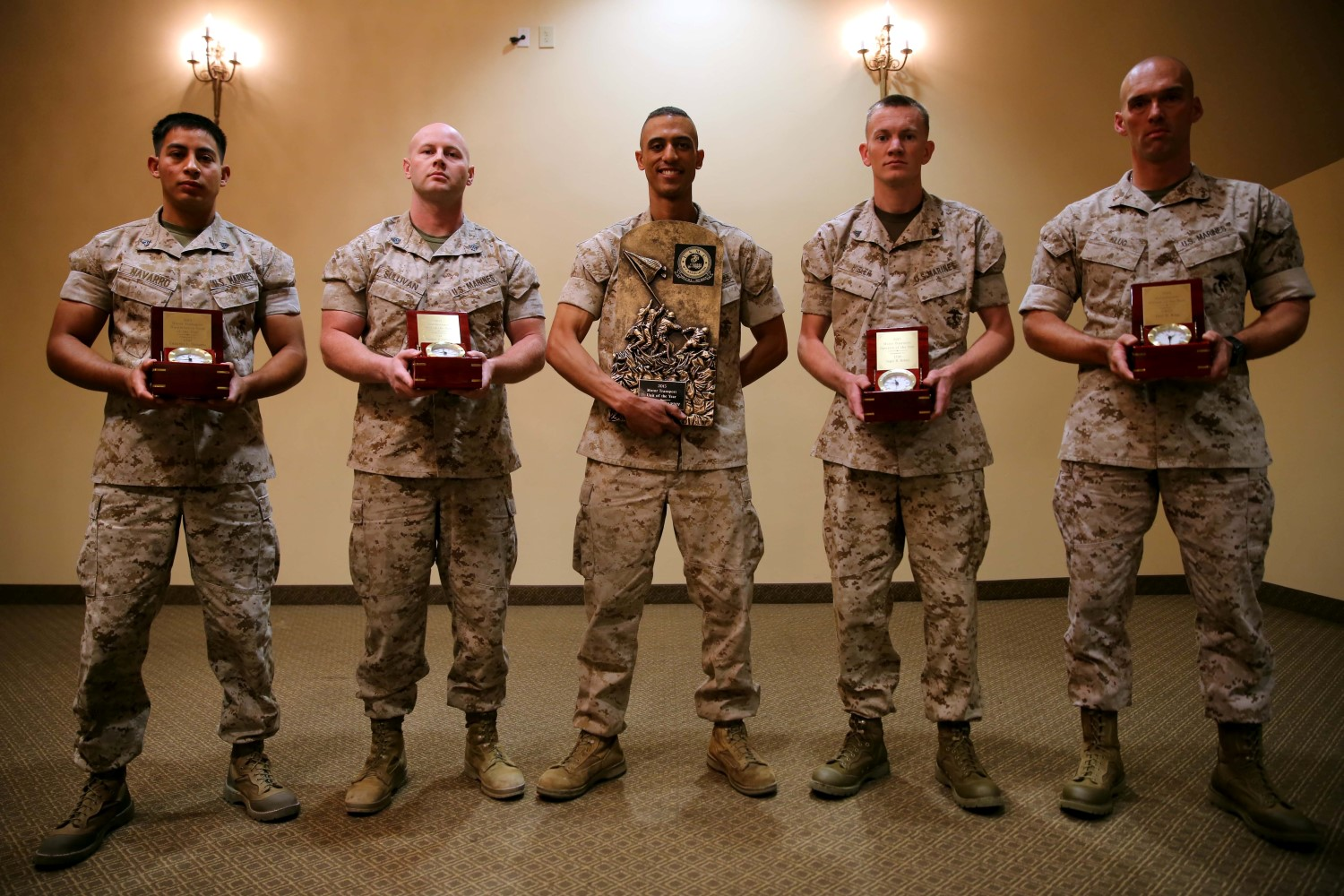 1st mardiv motor transport speeds past competition 1st for Marine corps motor t
