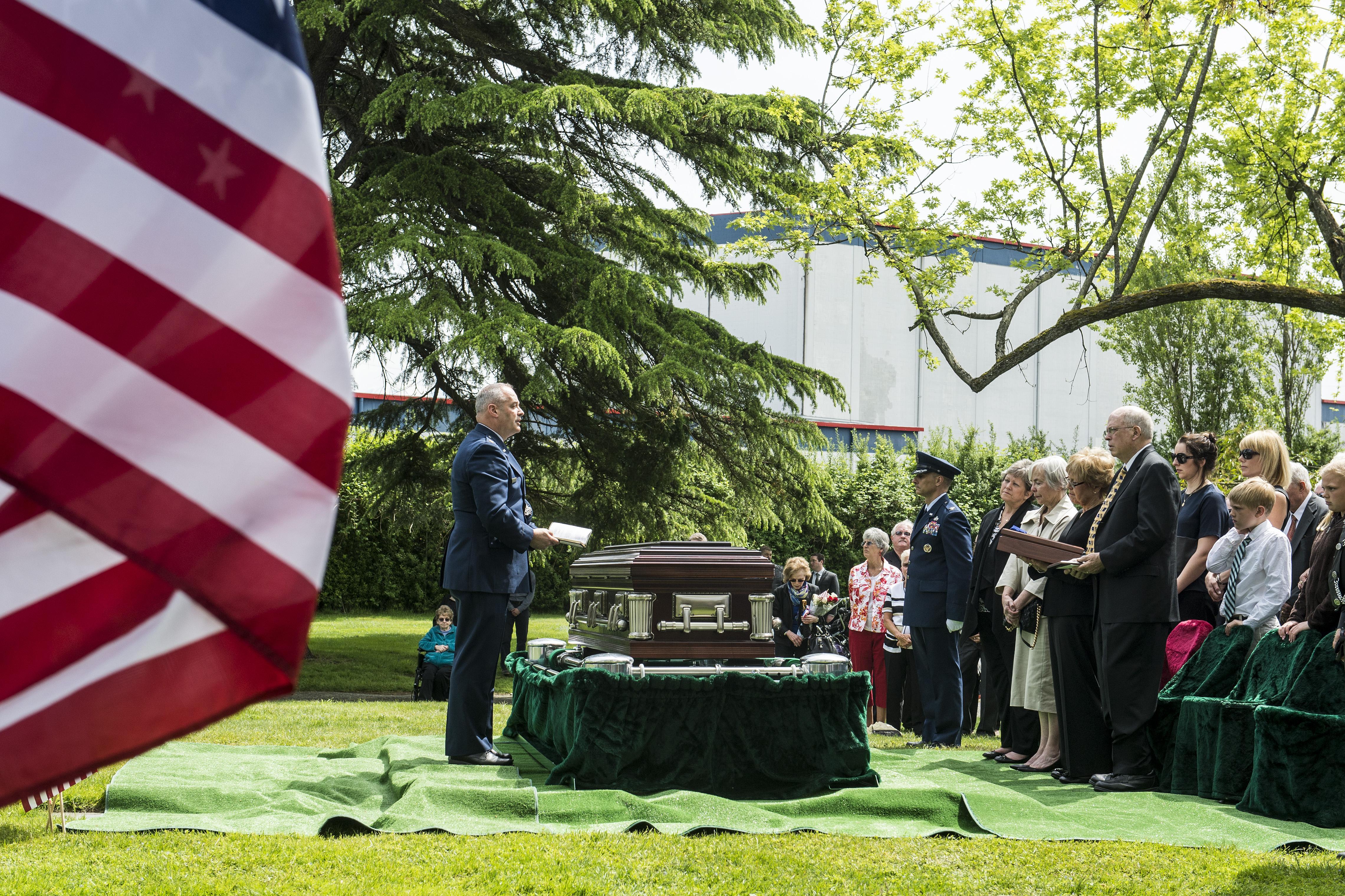 Captain honored to escort fallen Vietnam hero home