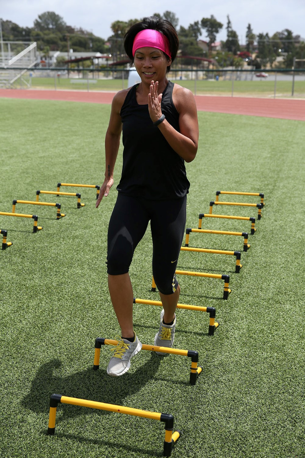 Agility for Physical Fitness and Sports