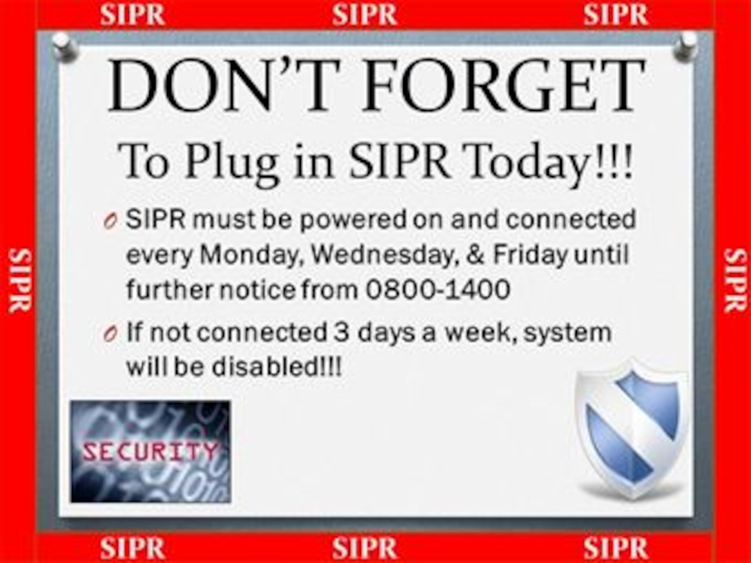 SIPR Uptime