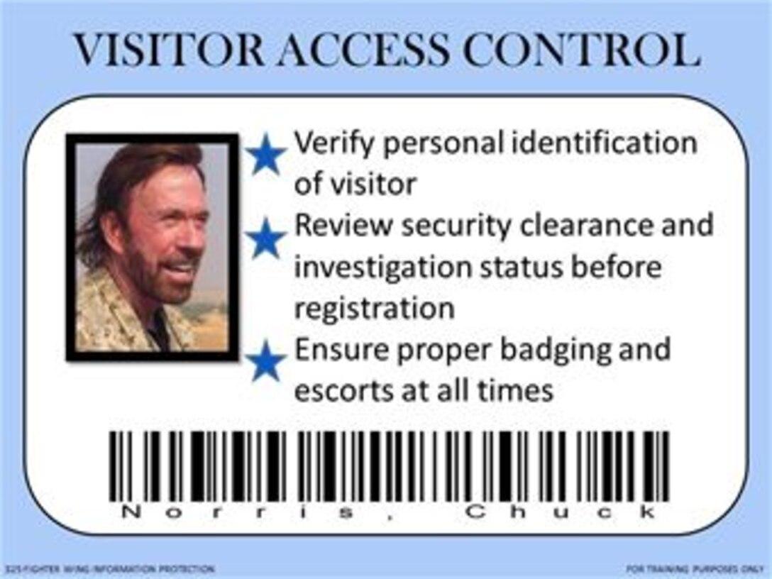 Visitor Access Control