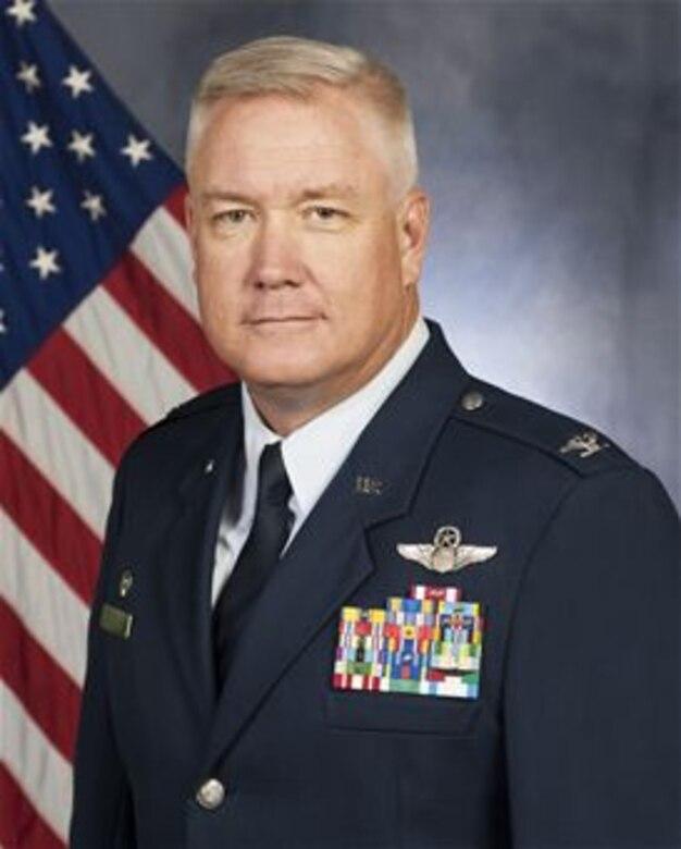 Col. Robert Ator Official Portrait