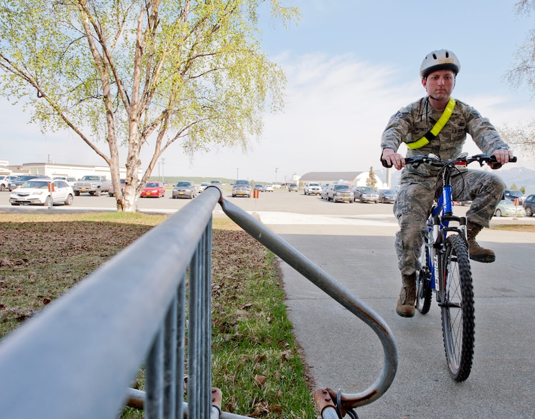 Biking to work can save money – and improve health > Joint Base ...