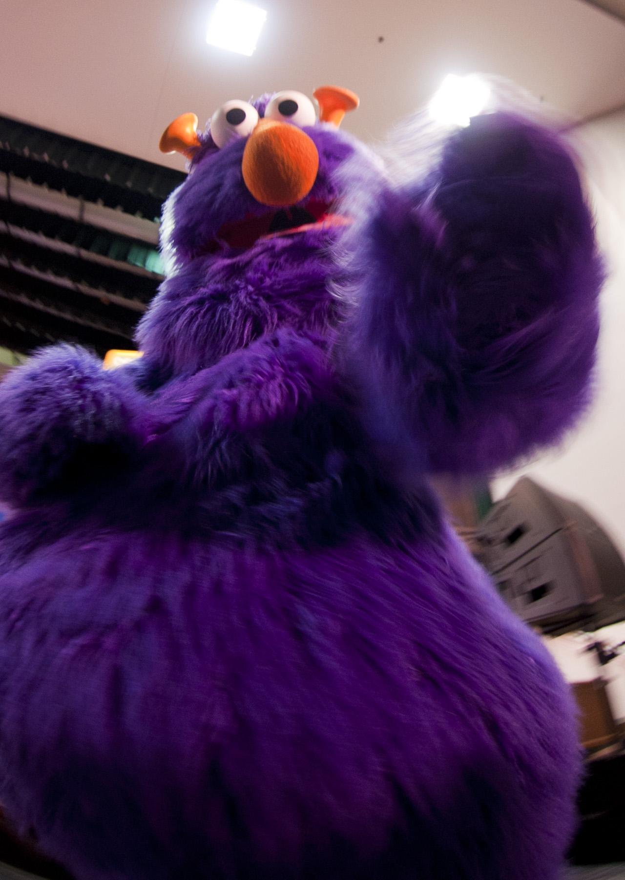 Sesame Street, USO help Team Andrews families prepare for PCS season