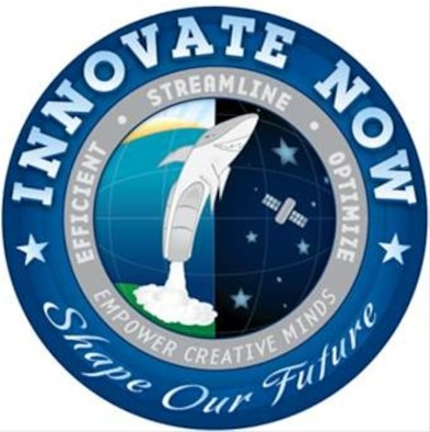 Innovate Now! (U.S. Air Force graphic/James Rainer)