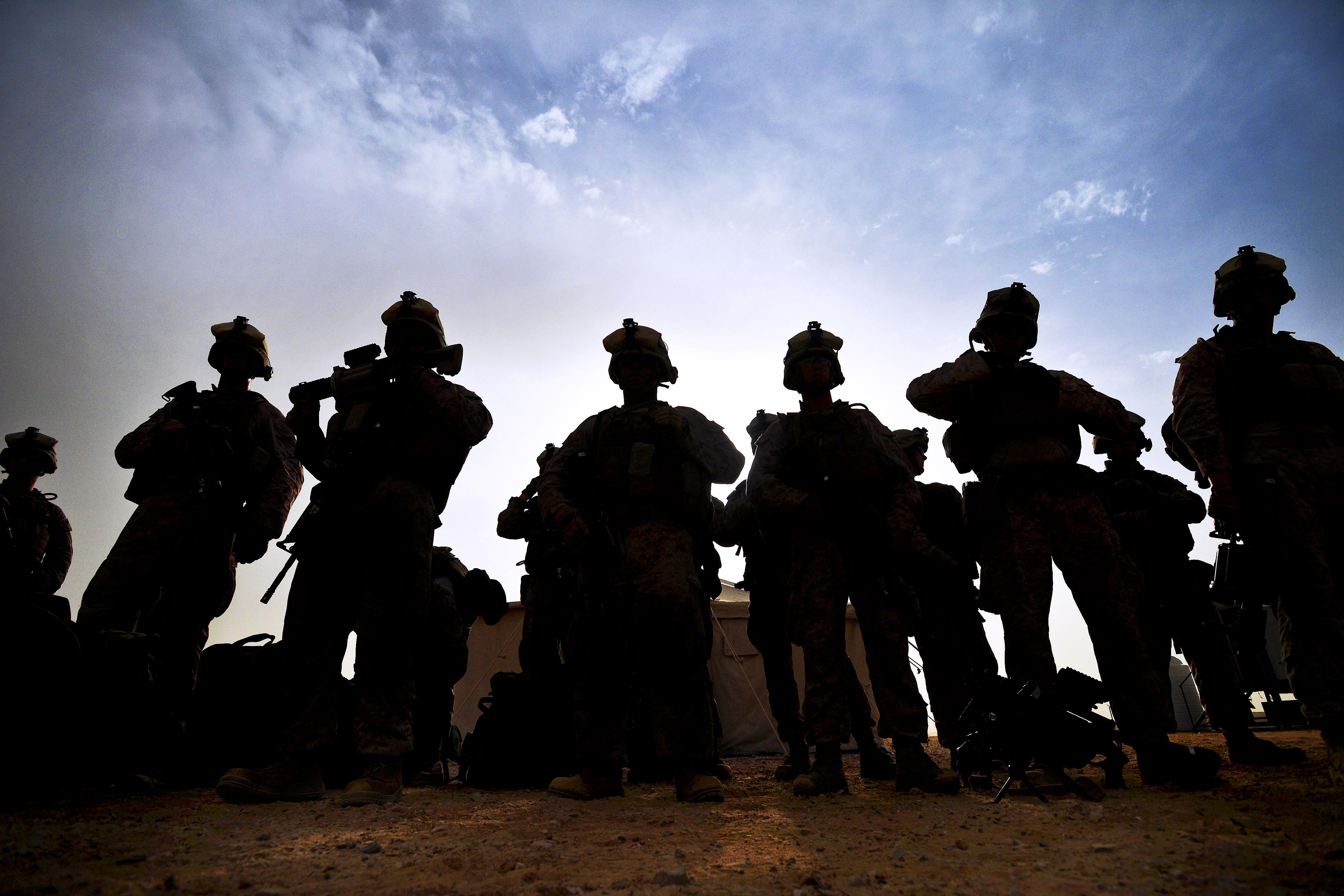 Usmc leading marines essay