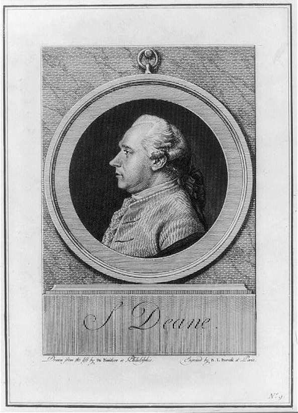 A profile portrait of American revolutionary spy, Silas Deane, who has largely gone unnoticed by history as a result of the unfortunate circumstances surrounding his demise.