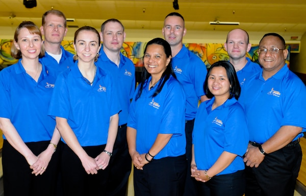 Airmen from across the Air Force competed against the All-Army and All-Air Force bowling teams during the 2014 Armed Forces Bowling Championship at Joint Base Lewis-McChord, Wash., May 12-16.